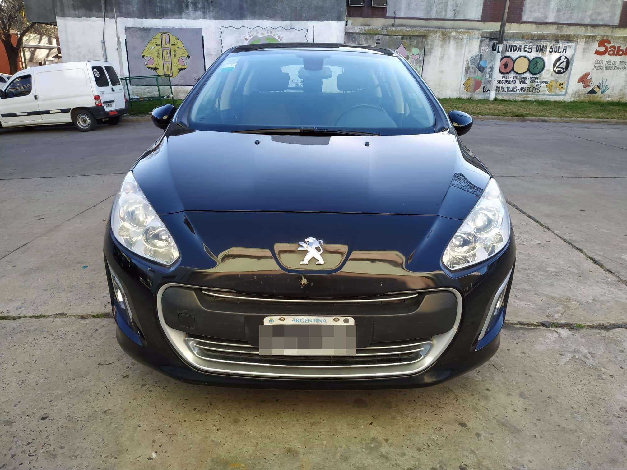 Peugeot 308 Allure 1 6  A U00f1o 2012